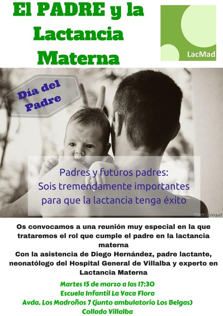El PADRE y la Lactancia Materna