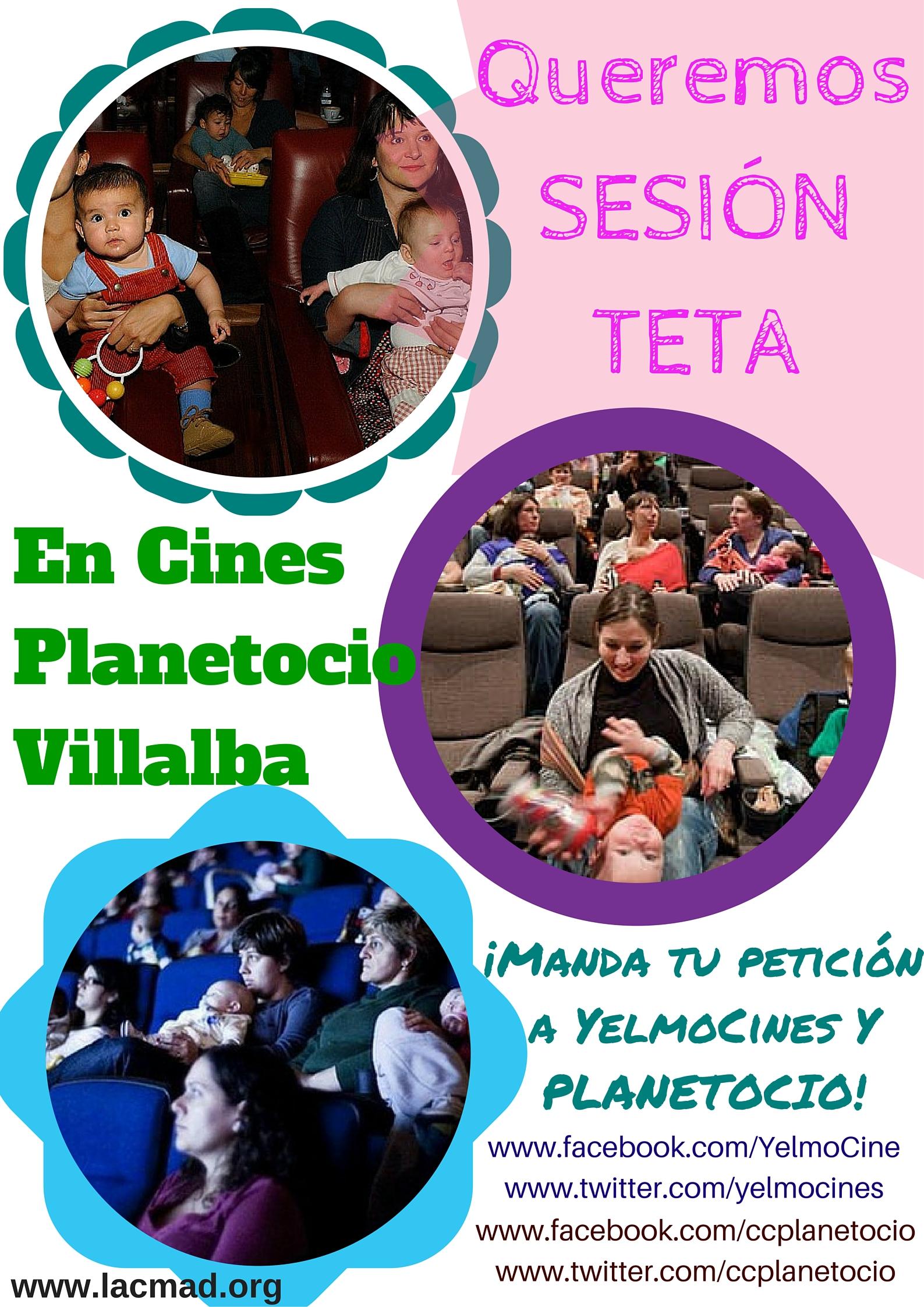 Sesión Teta Planetocio Villalba
