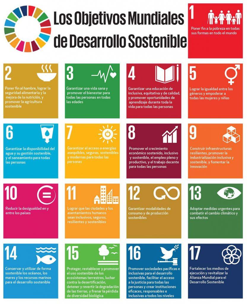 Lactancia materna: Objetivos mundiales de desarrollo sostenible